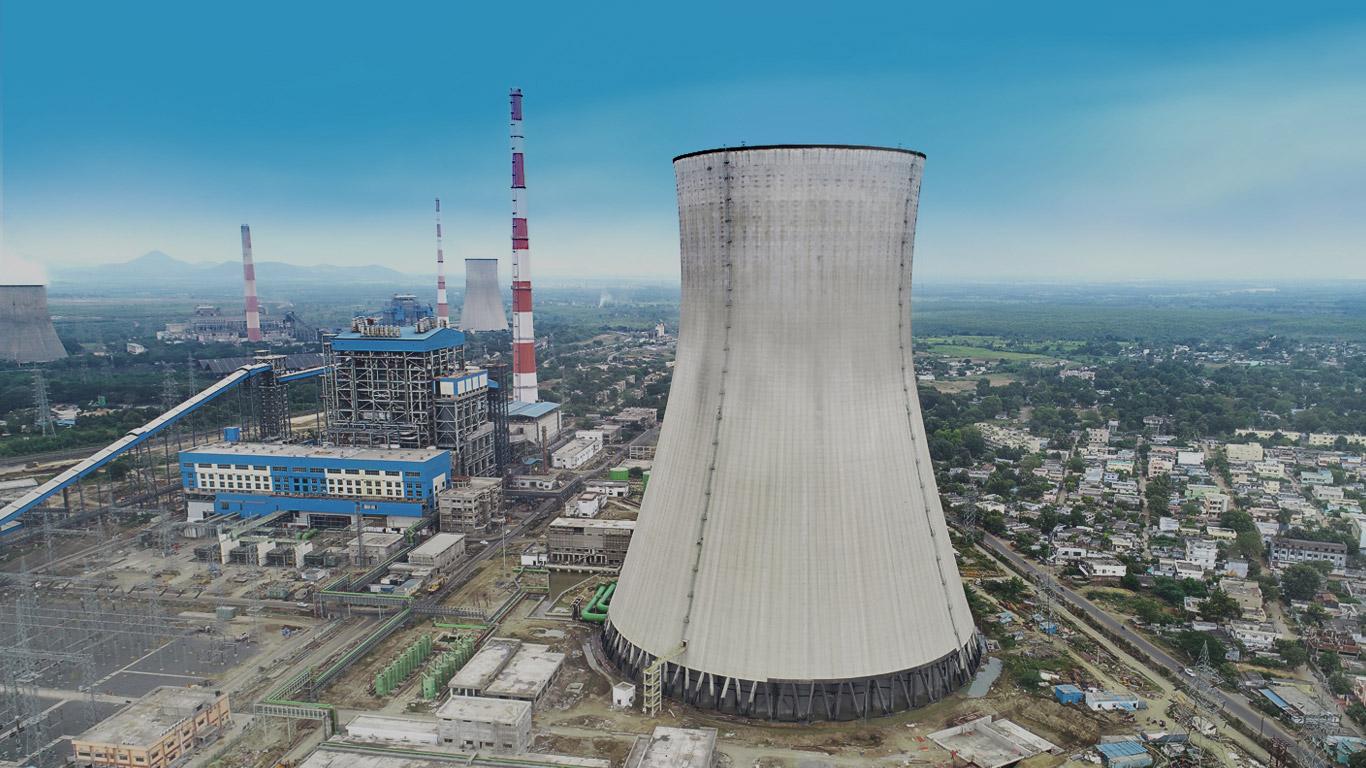 Paharpur Cooling Towers